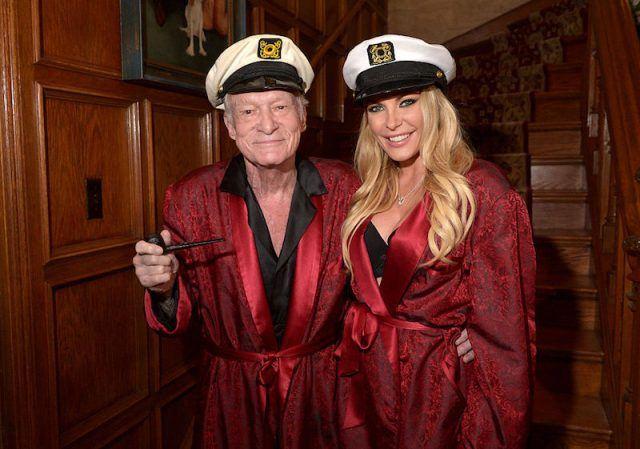 Billionaires trophy wives of 14 hottest